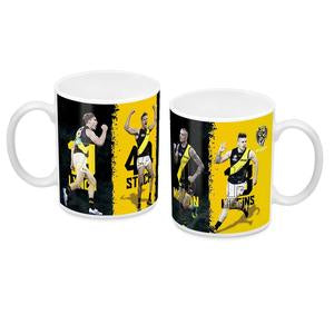 Richmond Tigers 4 Player Coffee Mug