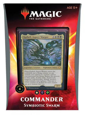 MAGIC: THE GATHERING Ikoria: Lair of Behemoths - Symbiotic Swarm Commander Deck