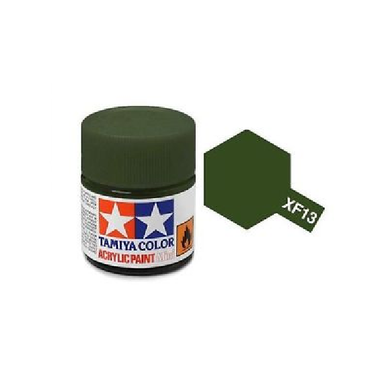 TAMIYA ACRYLIC MINI XF-13 J. A. GREEN 10ml