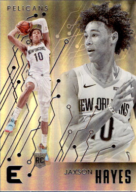 Jaxson Hayes, RC, Essentials, 2019-20 Panini Chronicles NBA Basketball