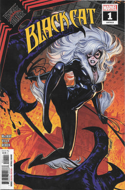 Black Cat #1 Comic