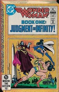 Wonder Woman, Book One: Judgement in Infinity, #291 Comic