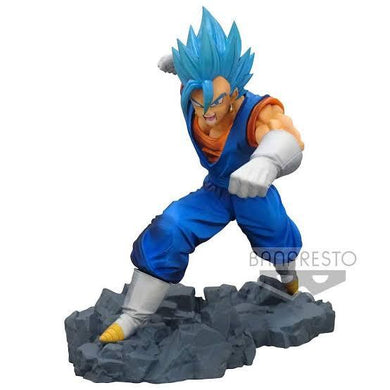 Banpresto DRAGONBALL Z - DOKKAN BATTLE COLLAB - SUPER SAIYAN GOD SUPER SAIYAN VEGETTO