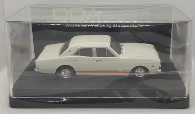 1967 Ford Falcon XR GT, Axis White, 1:43 Scale Diecast Vehicle