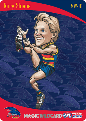 Rory Sloane, Magic Wildcard, 2020 Teamcoach AFL