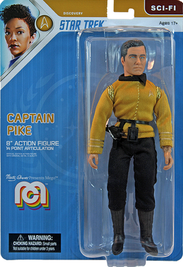 Star Trek Discovery Captain Pike, 8