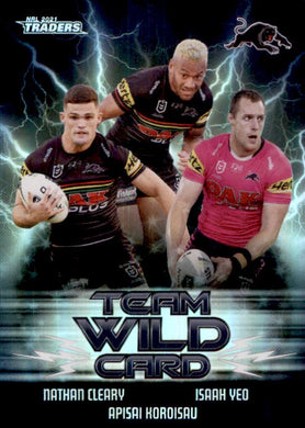 Penrith Panthers, Team Wild Card, 2021 TLA Traders NRL