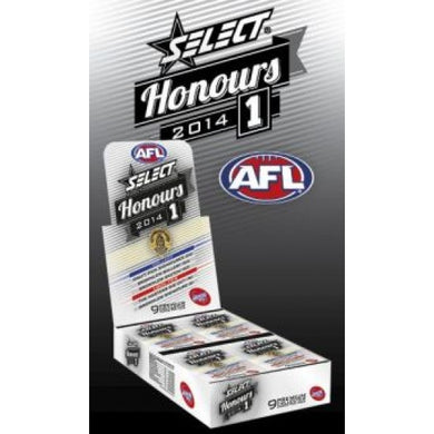 2014 Select AFL Honours 1 Pack