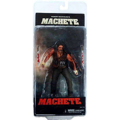 Grindhouse Machete 7 inch Action Figure Danny Trejo by NECA