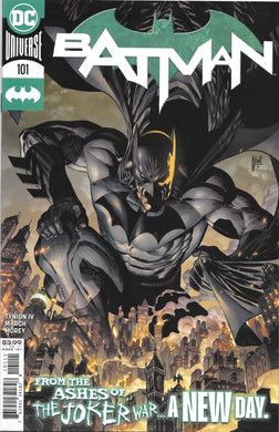 DC, Batman 101 Comic