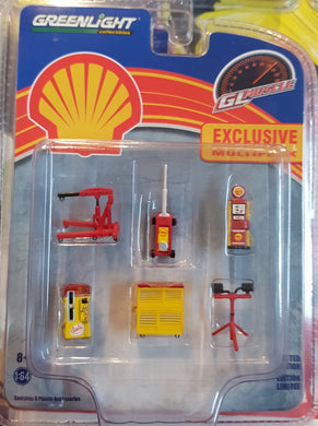 Shell Muscle Shop Tools, 1:64 Diecast
