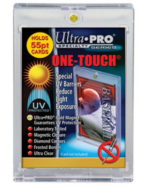 ULTRA PRO Specialty Holders - 55PT - UV One Touch w/Magnetic Closure