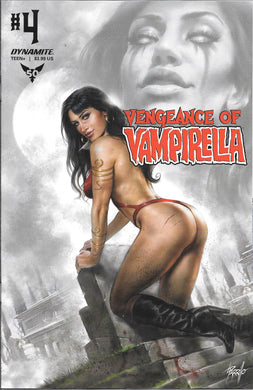 Vengeance of Vampirella #4 Cover A Comic
