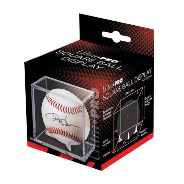 ULTRA PRO - Baseball Clear Square Holder