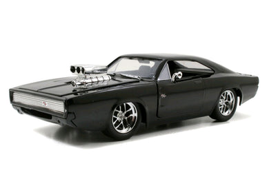 Fast & Furious - 1970 Dodge Chargers Street 1:24 Scale Diecast Vehicle