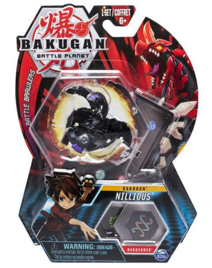 Bakugan Core, Battle Brawlers - Nillious