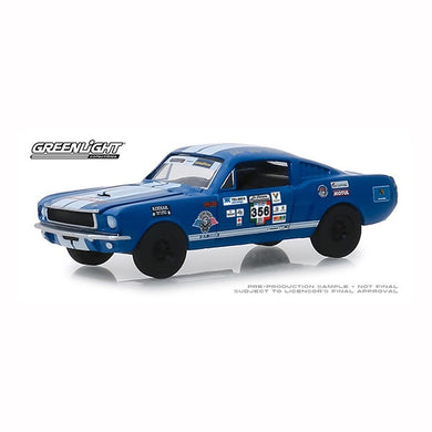1965 Shelby GT350 La Carrera Panamericana, 1:64 Diecast Vehicle