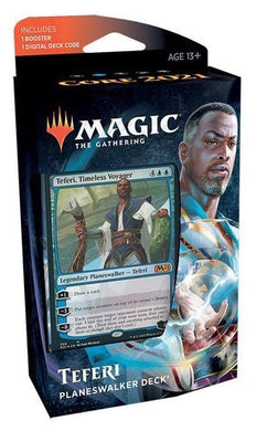 TEFERI - MAGIC: THE GATHERING Core 2021 - Planeswalker Deck