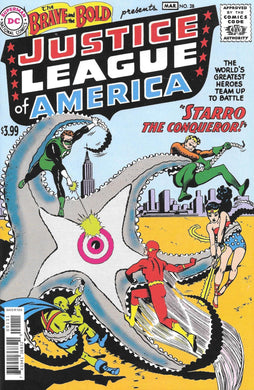 Justice League of America #28 Comic (2020)