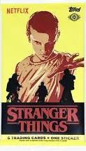 Netflix Stranger Things Season 1 Pack of cards