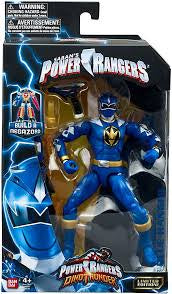 Blue Ranger, Power Rangers Dino Thunder, Legacy Collection Figure