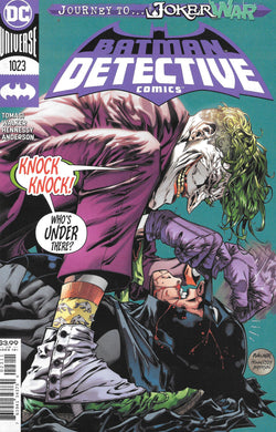 Journey to the Joker War, Batman Detective Comics #1023 Comic