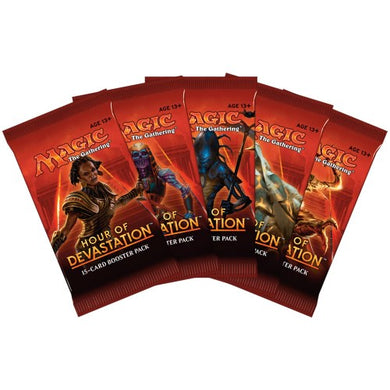 MAGIC THE GATHERING Hour of Devastation - Booster Pack