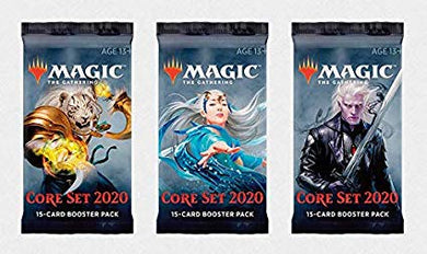 MAGIC THE GATHERING Core Set 2020 - Booster Pack