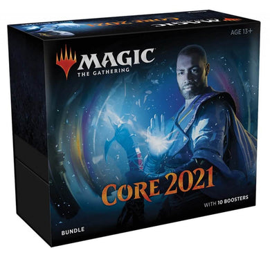 MAGIC: THE GATHERING Core 2021- Bundle Pack