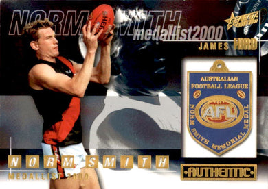 James Hird, Norm Smith Meadallist, 2001 Select AFL Authentic