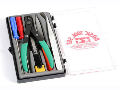 BASIC TOOL KIT by TAMIYA