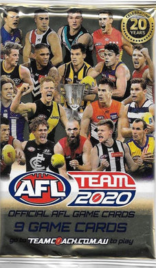 2020 Teamcoach AFL Packet