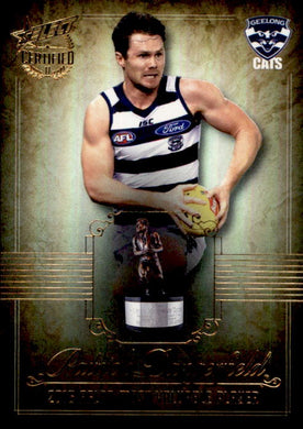 Patrick Dangerfield, MVP Award, 2017 Select AFL Certified