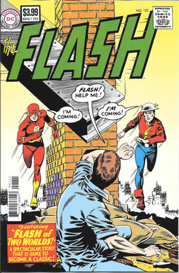 The Flash #123 Comic, 2020 Reprint