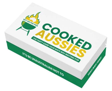 Cooked Aussies Card Game
