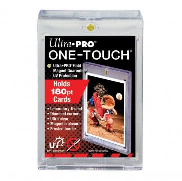 ULTRA PRO Specialty Holders - 180PT - UV One Touch w/Magnetic Closure