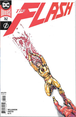 The Flash #762 Comic