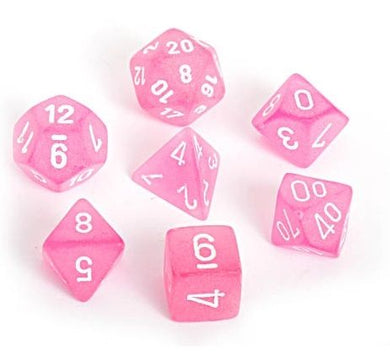 CHX 27464 Frosted Pink/white 7-Die Set