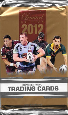 2012 esp Limited NRL Packet