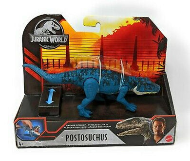 Jurassic World Savage Strike - Postosuchus