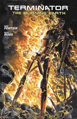 Terminator, The Burning Earth, Trade Paperback Comic