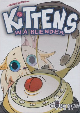 Kittens in a Blender Deck