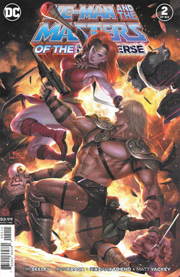 He-Man an the Masters of the Multiverse #2 Comic