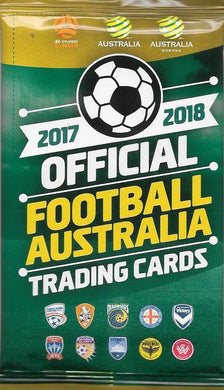 2017-18 TapnPlay A-League Soccer Pack