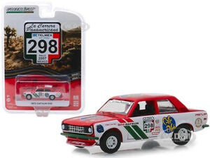 1972 Datsun 510 La Carrera Panamericana, 1:64 Diecast Vehicle