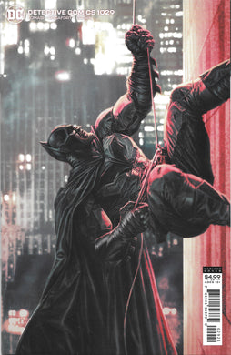 Batman Detective Comics #1029 Variant Comic