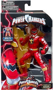 Red Ranger, Power Rangers Dino Thunder, Legacy Collection Figure