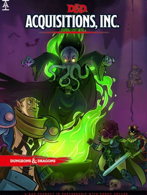 D&D Acquisitions Incorporated Book