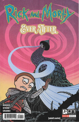Rick and Morty Ever After #1 Comic