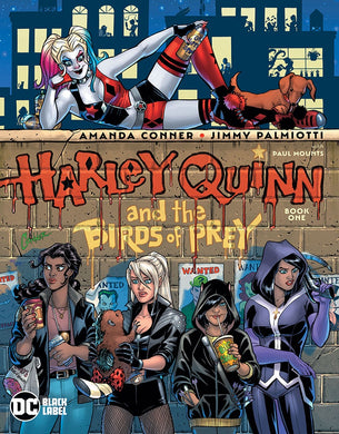 Harley Quinn and the Birds of Prey, Book One Comic